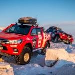 KYB  respalda la expedición al «Polo del Frío»