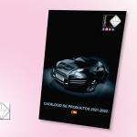 Nuevo Catálogo de Productos ZAPHIRO 2021-2022