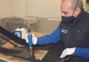 Soldador de plásticos por ultrasonidos de Tironi