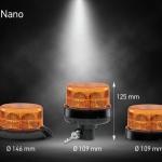 HELLA presenta al mercado su nuevo rotativo K-LED Nano